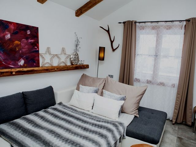 Chalet-Maria-Alm-Schlafcouch