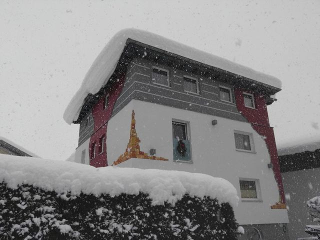 Steiner's Wellness-Appartements in Leogang im Winter
