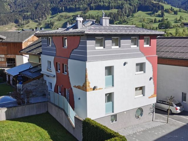 Steiner's Wellness-Appartements in Leogang im Sommer