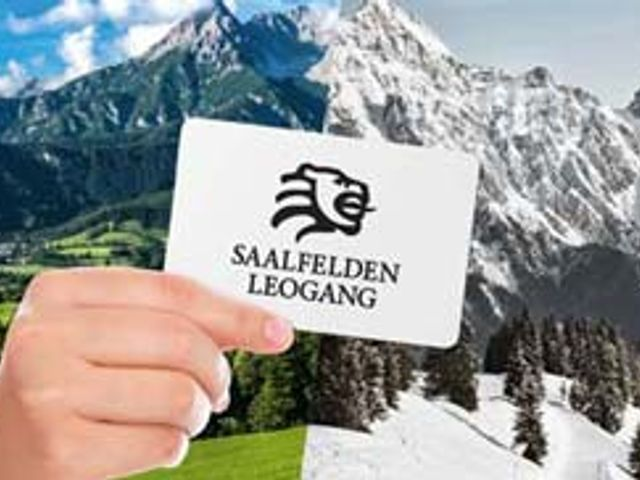 Saalfelden Leogang Card inkludiert bei Appartement